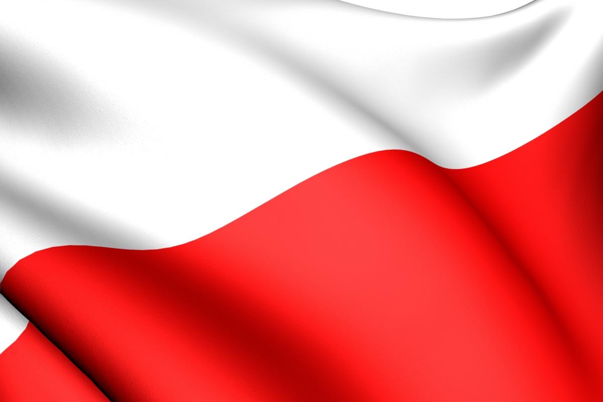 2 Maja Dzie U0144 Flagi Rzeczypospolitej Polskiej Lubsko