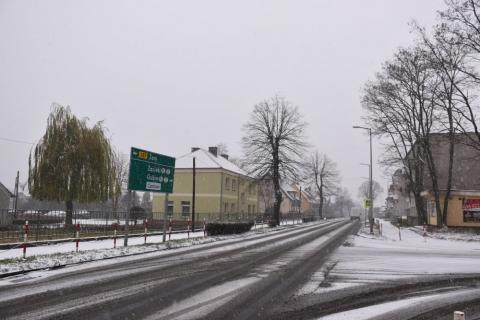 Remont drogi wojewódzkiej nr 287 w ciągu ul. Wrocławskiej w Lubsku i w miejscowości Budziechów