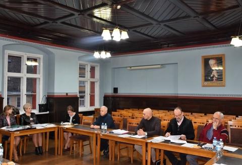 Obradowała Komisja Oświaty, Kultury, Sportu i Samorządu