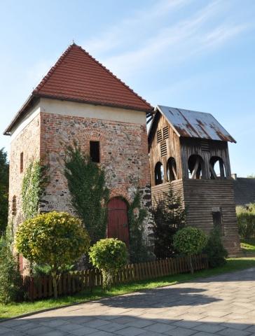 Wieża więzienna w Górzynie