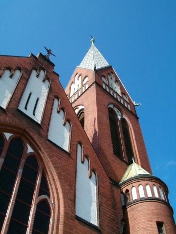 Kościół pw Najświętszego Serca Pana Jezusa w Lubsku