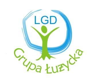 Logo LGD Grupa Łużycka