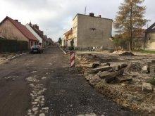 Przbudowa ul. Gdańskiej - etap I