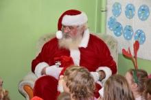 Ho Ho Ho! Mikołaj u przedszkolaków!