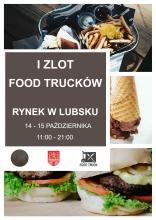 I zlot Food Trucków w Lubsku