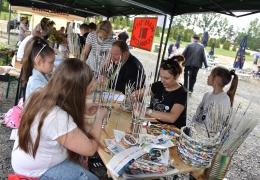 Warsztaty i konkurs ekologiczny - uczestnicy