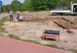 Prace budowlane 2021-06-01