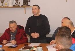 Zebranie sprawozdawcze OSP Stara Woda
