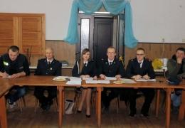 Zebranie sprawozdawcze OSP Chocicz