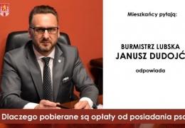 Burmistrz Lubska