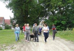 Spacery badawcze – sołectwo Tuchola Żarska