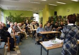 Debata w sprawie utworzenia Izby Pamięci w Lubsku