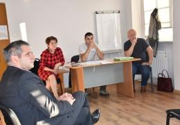 Spotkanie w sprawie utworzenia muzeum w baszcie