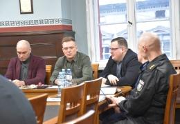 Posiedzenie Komisji Bezpieczeństwa Publicznego oraz Spraw Społecznych i Zdrowia