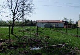 Place zabaw na terenach wiejskich