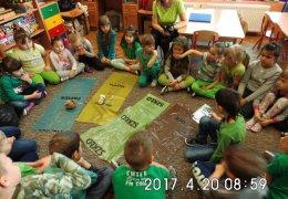 Edukacja ekologiczna przedszkolaków
