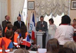 Przemówienie Burmistrza Lubska
