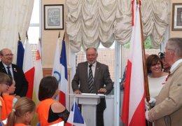 Przemówienie Honorowego Konsula RP Henryka Dudzińskiego