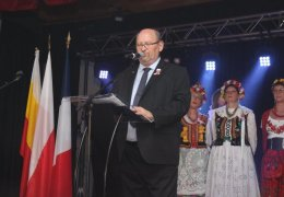 Przemówienie okolicznościowe Paula Lestienne - Prezesa Partnerstwa Masny - Lubsko