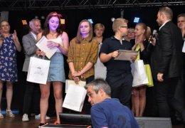 Wręczenie lubskich nagród dla zwyciężców w kategorii młodzież