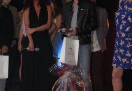 Wręczenie nagrody Burmistrza Lubska dla zwyciężcy w kategorii dorośli