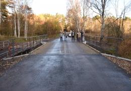 Komisja na moście w Tarnowie