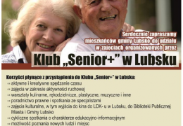 Nabór do Klubu Senior+
