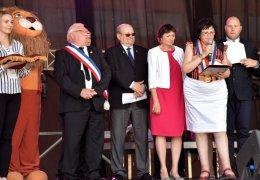 Burmistrz Lubska - Honorowym Obywatelem Miasta Masny