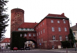 Der Turm des Sorauer Tores