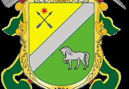 Herb miasta Pawłograd