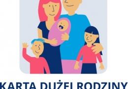 Do 31.12.2019 r. bezpłatna Karta Dużej Rodziny  w formie elektronicznej!