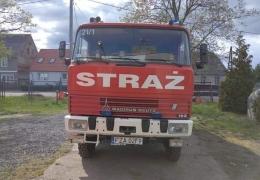 Przetarg na sprzedaż samochodu pożarniczego