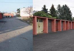Renowacja nawierzchni drogi masą asfaltową (pomiędzy ul. Łużycką a Robotniczą)