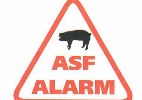 ASF Alarm