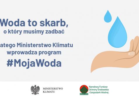 Program Ministerstwa - Moja Woda